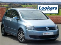 Used VW Golf Plus TDI 140 SE 5dr
