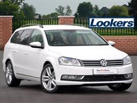 Used VW Passat TDI Bluemotion Tech Executive Style 5dr