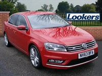 Used VW Passat TDI Bluemotion Tech Highline 4dr