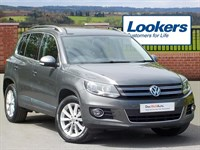 Used VW Tiguan TDi BlueMotion Tech SE 5dr DSG