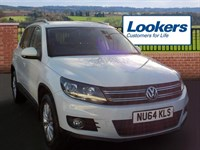 Used VW Tiguan TDi BlueMotion Tech Match 5dr DSG
