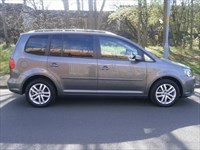 Used VW Touran TDI 105 SE 5dr
