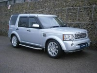 Used Land Rover Discovery TDV6 HSE 5 door Auto