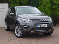 Used Land Rover Discovery Sport SD4 HSE 5 door