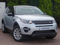 Used Land Rover Discovery Sport SD4 SE Tech 5 door