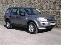Used Land Rover Freelander TD4 GS 5 door
