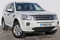 Used Land Rover Freelander TD4 GS 5 door Auto