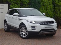 Used Land Rover Range Rover Evoque eD4 Pure 5 door [Tech Pack] 2WD