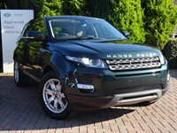 Used Land Rover Range Rover Evoque TD4 Pure 5 door [Tech Pack]