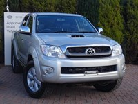 Used Toyota Hilux Invincible 2010 D/Cab P/Up D-4D 4WD 171SnLt At