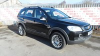 Used Chevrolet Captiva VCDi LTX 5 door [7 Seats]