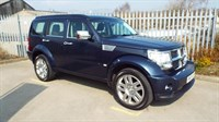 Used Dodge Nitro CRD SXT 5 door