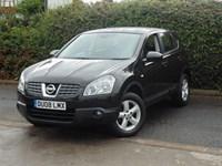 Used Nissan Qashqai Acenta 5 door