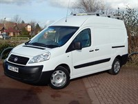 Used Fiat Scudo 12Q Multijet 130 H2 Comfort Maxi Van