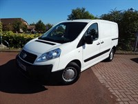 Used Fiat Scudo 10Q Multijet 90 H1 Business Van