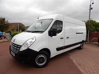Used Renault Master LM35dCi 125 Medium Roof Van