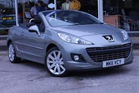 Used Peugeot 207 VTi GT 2 door Auto
