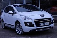 Used Peugeot 3008 e-HDi Hybrid4 Allure 5 door EGC