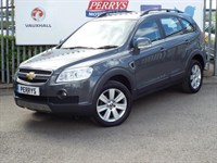 Used Chevrolet Captiva VCDi LTX 5 door Auto [7 Seats]