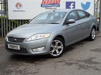 Used Ford Mondeo Titanium 5 door