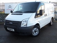 Used Ford Transit Low Roof Van TDCi 125ps