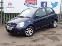 Used Toyota Yaris VVT-i Blue 3 door