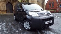Used Peugeot Bipper 1.3 HDi 75 Professional [non Start/Stop] ATV