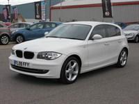 Used BMW 118d 1 SERIES Sport 5 door