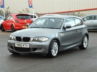 Used BMW 118d 1-series M Sport 3 door