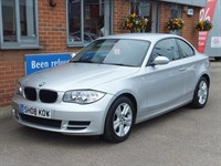 Used BMW 120d 1 SERIES ES 2 door