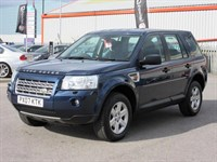 Used Land Rover Freelander 2 Td4 S 5 door