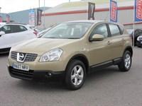 Used Nissan Qashqai Acenta Sat Nav 5 door