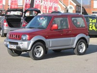 Used Suzuki Jimny JLX Mode 3 door
