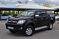 Used Toyota Hilux HL3 Double Cab Pick Up D-4D 4WD