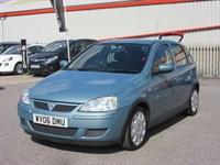 Used Vauxhall Corsa 1.2i 16V Design [80] 5 door