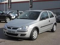 Used Vauxhall Corsa 1.0i 12V Life 3 door Easytronic