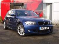 Used BMW 120d 1-series M Sport 5 door
