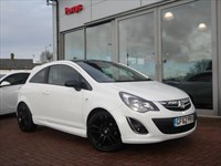 Used Vauxhall Corsa 1.3 CDTi ecoFLEX Limited Edition 3 door