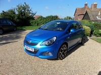 Used Vauxhall Corsa T VXR 3 door