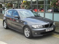 Used BMW 118d 1-series SE 5 door