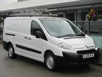 Used Citroen Dispatch 1200 HDi 90 H1 Van