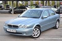 Used Jaguar X-Type 2.0d Classic 4 door