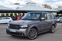 Used Land Rover Range Rover TDV8 Vogue 4 door Auto