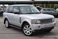 Used Land Rover Range Rover 3.0 Td6 HSE 4 door Auto