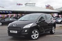 Used Peugeot 3008 e-HDi Active 5 door EGC