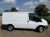 Used Ford Transit Low Roof Van TDCi 115ps
