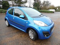 Used Peugeot 107 Active 5 door 2-Tronic
