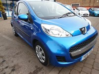 Used Peugeot 107 Urban 3 door 2-Tronic