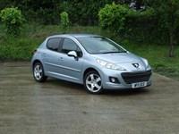 Used Peugeot 207 VTi Sport [120] 5 door Auto