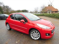 Used Peugeot 207 VTi 120 Allure 3 door Auto